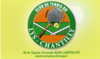 Club de Tennis du Lys Chantilly
